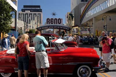 Hot August Nights Reno Nevada 2014 Dates